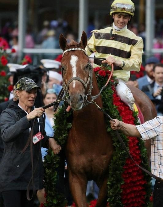 Horse racing: Long shot Kentucky Derby winner Country House retired