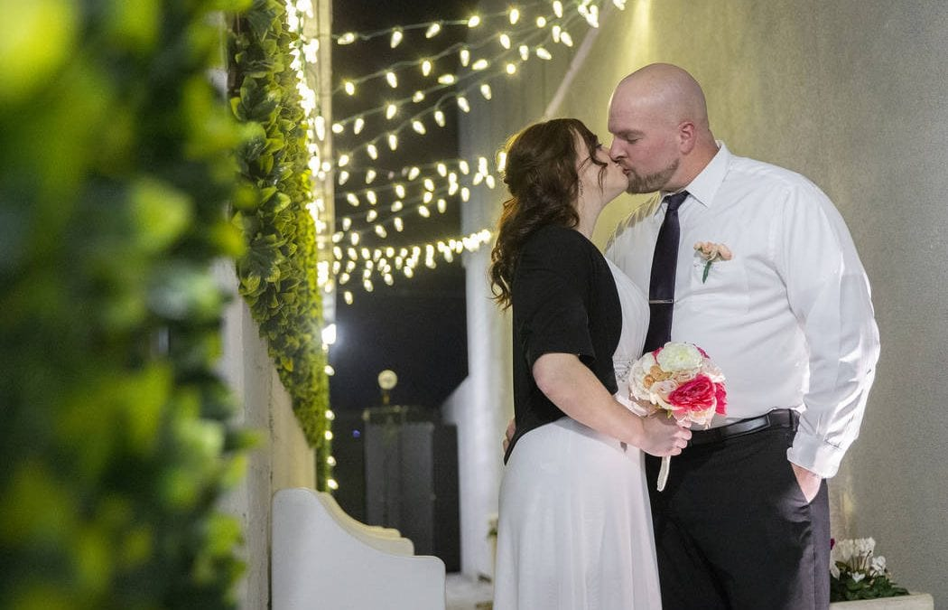 Las Vegas working to rebrand wedding destination
