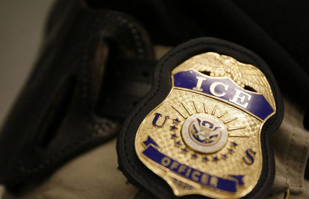 Las Vegas police face lawsuit over federal immigration holds