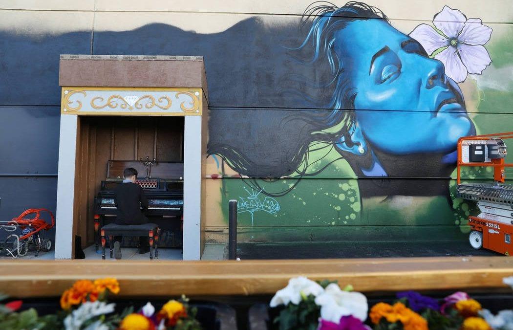 Downtown Alley in Las Vegas a hidden hub of art, whimsy