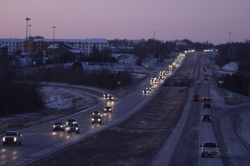 Kansas Gov. Kelly Says Her Highway Plan Restores The State's Roads Without A Tax Hike