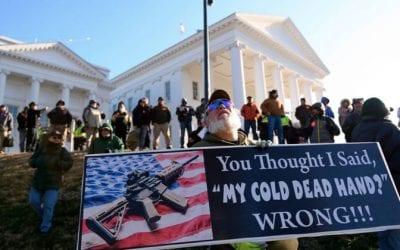 VIRGINIA GOVERNMENT REJECTS GUN BAN BILL AFTER DEMOCRATS DEFECT