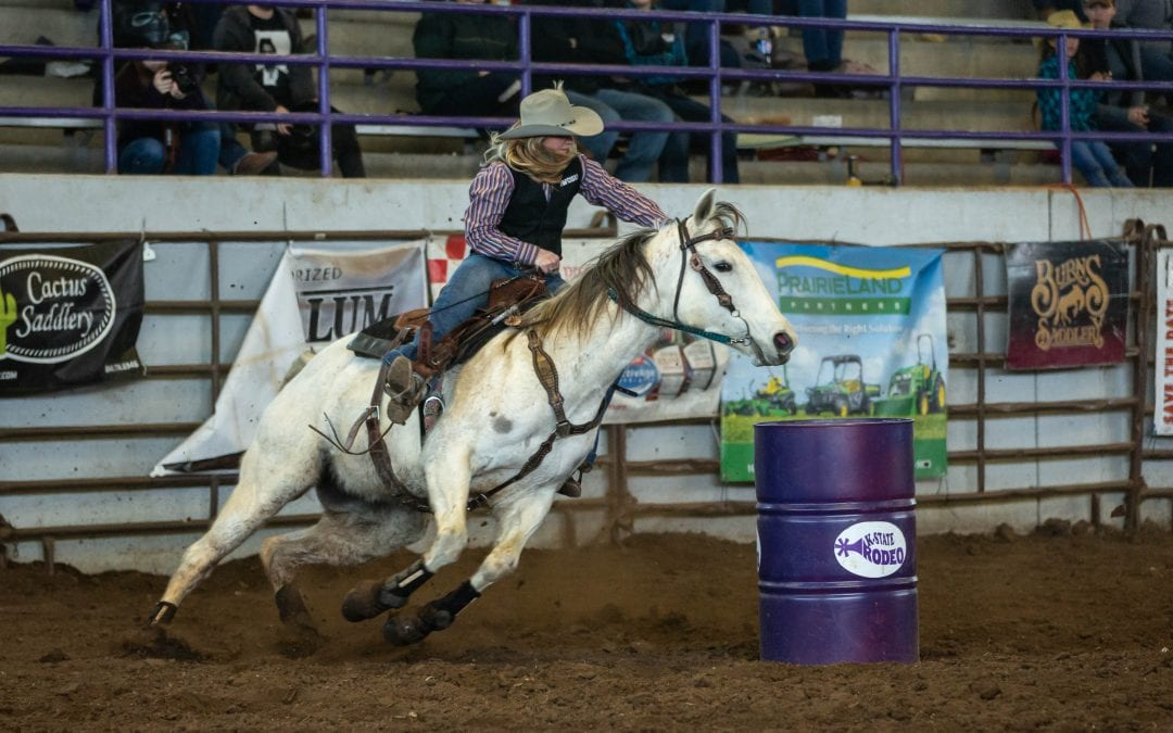 K-State to Host College Rodeo Feb. 14th-16th