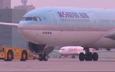 Korean Air Flight Attendant Working LAX Flights Diagnosed With Coronavirus