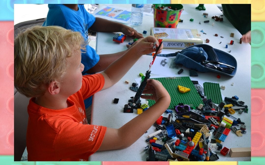 Oxbow Eco-Center's Parents' Night Out Returns with LEGO Eco-Adventures Feb. 29
