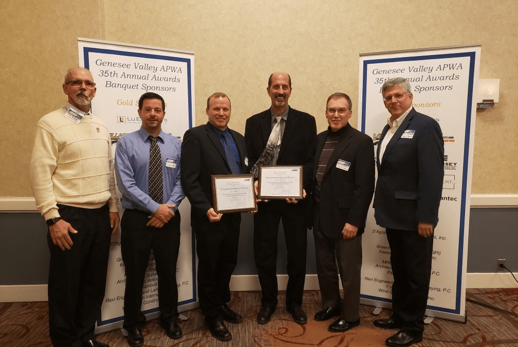 Village of Newark receives Project of the Year Award