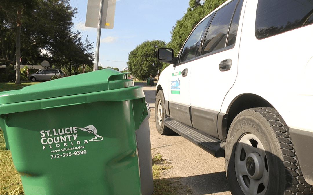 St. Lucie County Solid Waste Now Accepts Rigid Plastics in Single Stream Recycling