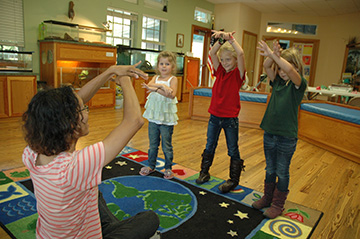 Tuesday Tales for Tots at Combines Nature and Literature Feb. 25
