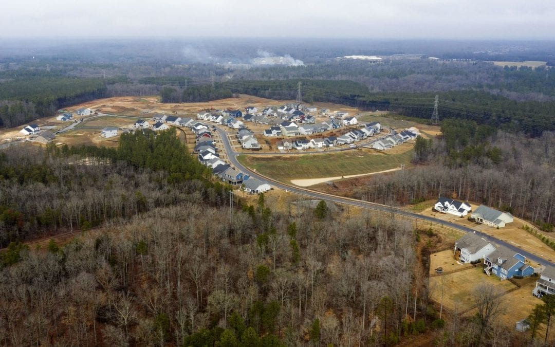 This Southern Town Was Growing So Fast, It Passed a Ban on Growth