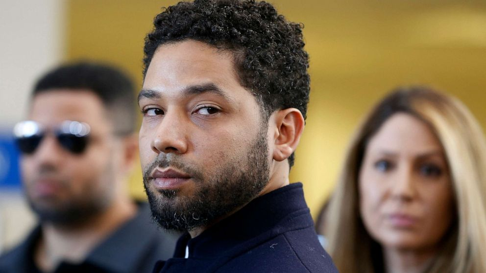 Jussie Smollett is 'indicted by special prosecutor in Chicago' – nearly a year after having charges dropped over 'hoax' attack