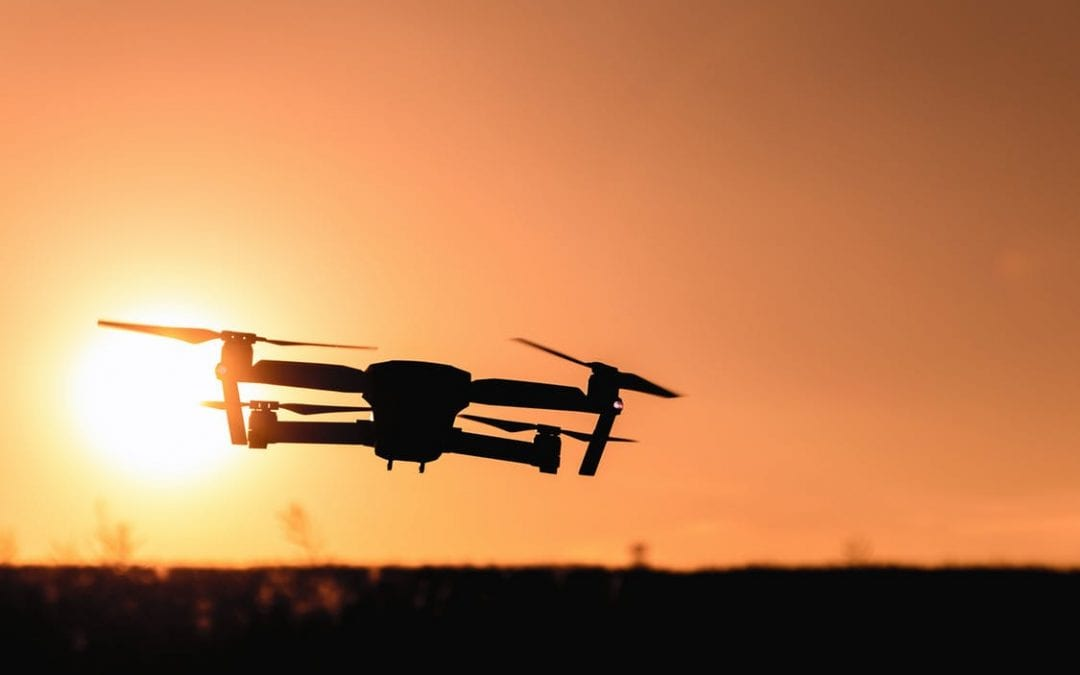 KDOT to Certify 20 Employees as Drone Operators