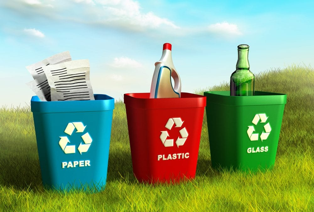 Wash your Trash! Is recycling working?