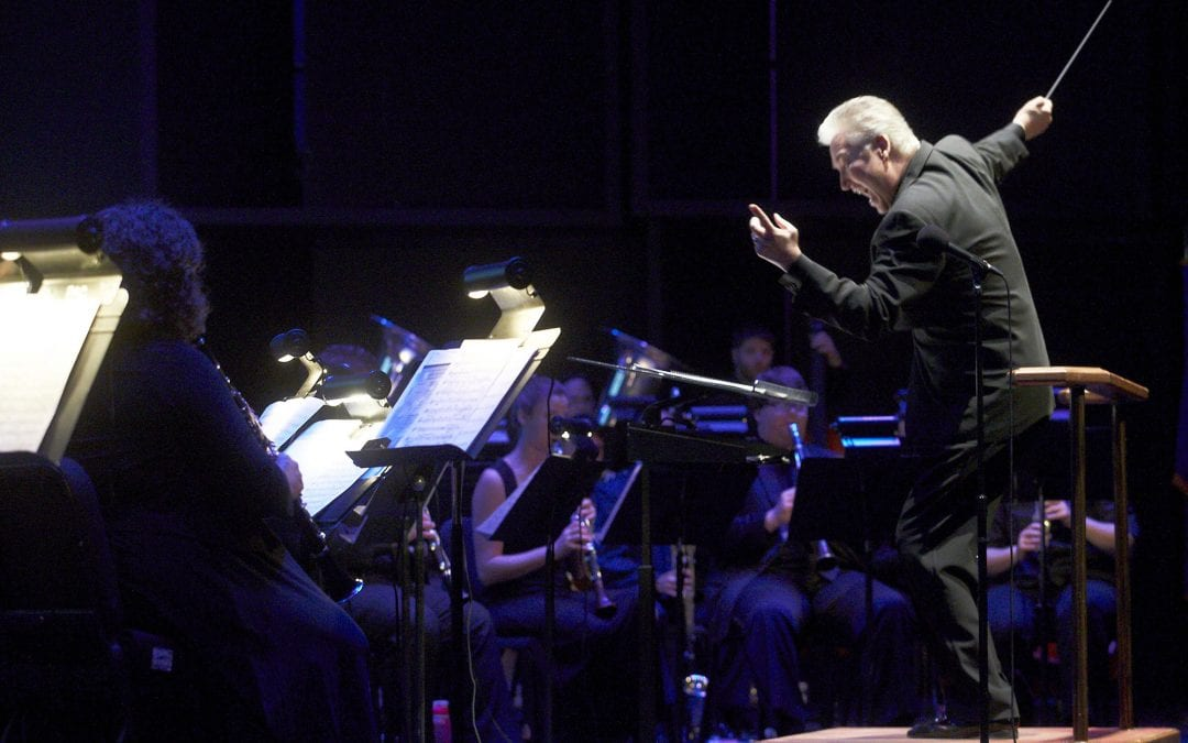 The Grammy-Nominated UNLV Wind Orchestra Performs in Concert Feb. 27
