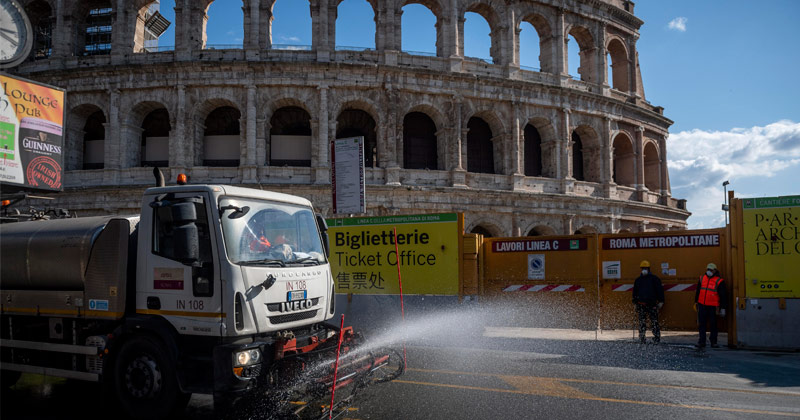 HERE'S WHY ITALY HIT HARDEST BY CORONAVIRUS