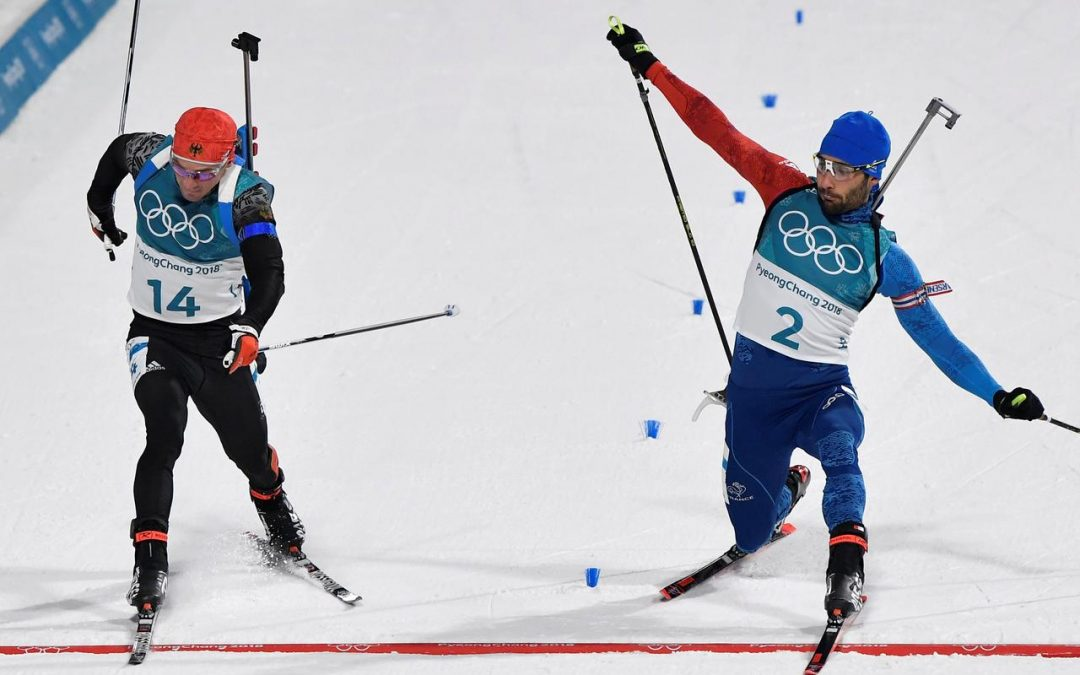 Biathlon: Fourcade hangs skis and rifle after glittering career
