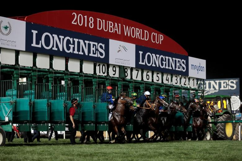 Horse racing: Dubai World Cup meeting to be held 'without paid spectators'