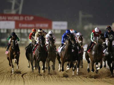 Dubai World Cup meeting canceled due to coronavirus