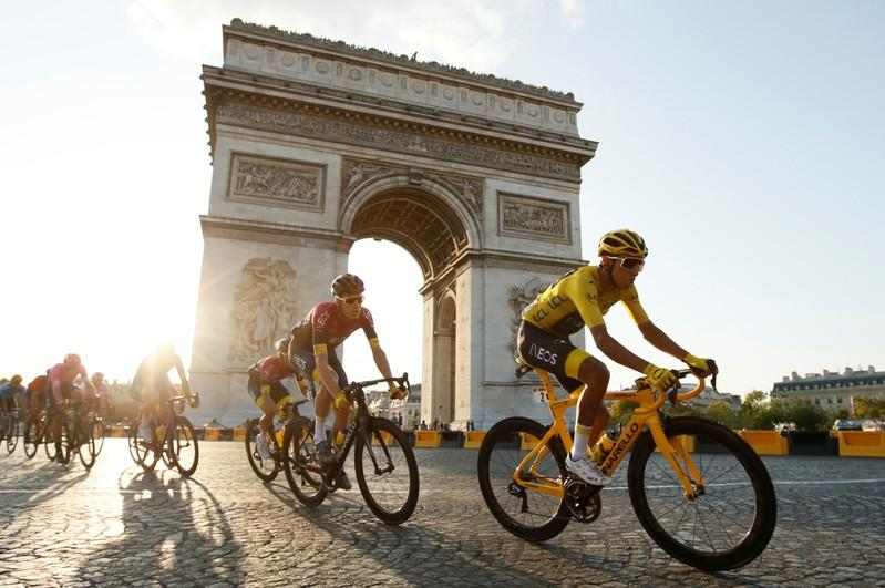 Cancelling Giro and Tour de France would be disaster: UCI's Lappartient
