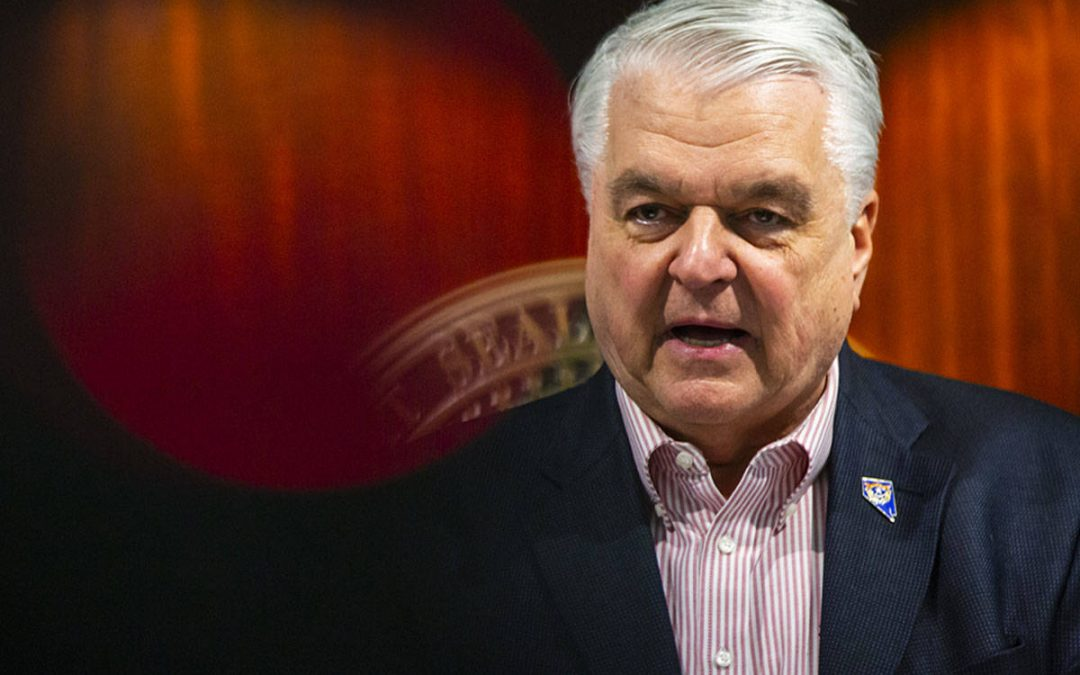 Sisolak says it's too early to know when coronavirus measures will end