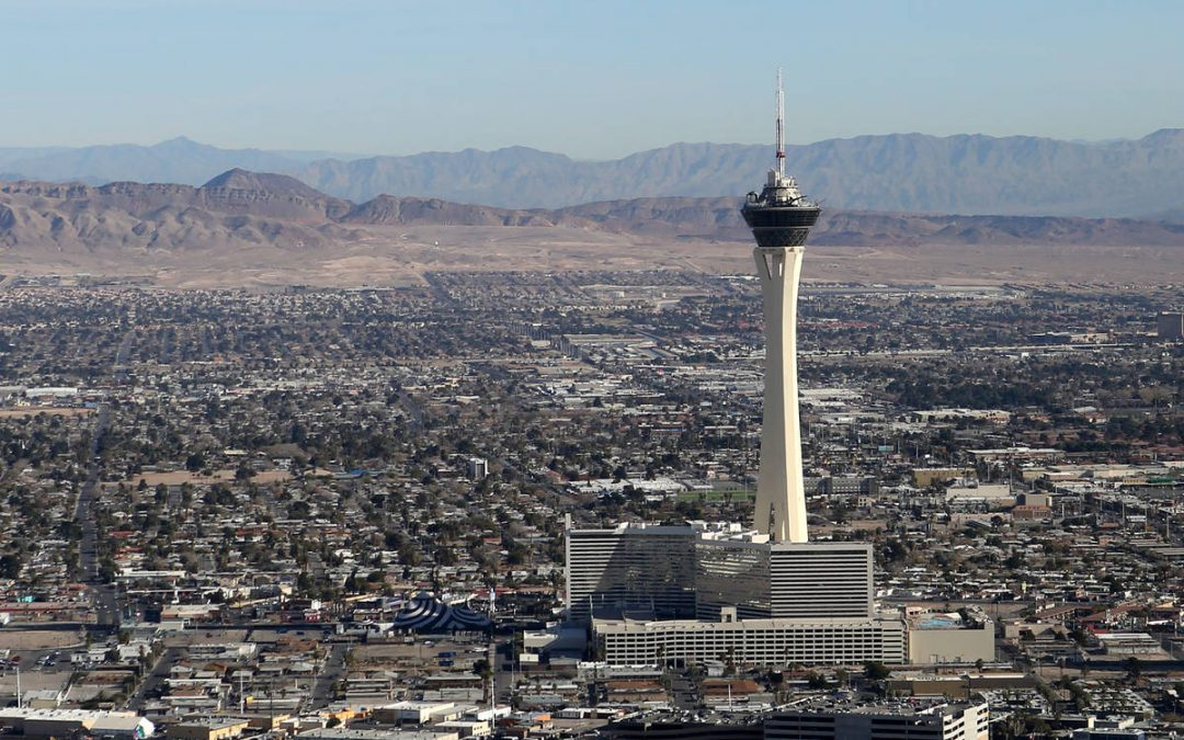 Cool conditions expected all weekend in Las Vegas