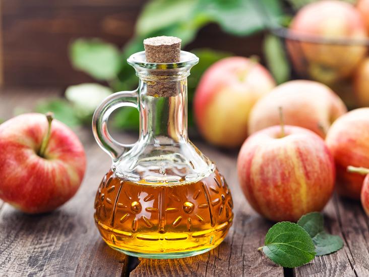 Better digestion and a stronger immune system: 10 Health benefits of apple cider vinegar