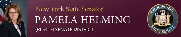 A message from Senator Helming