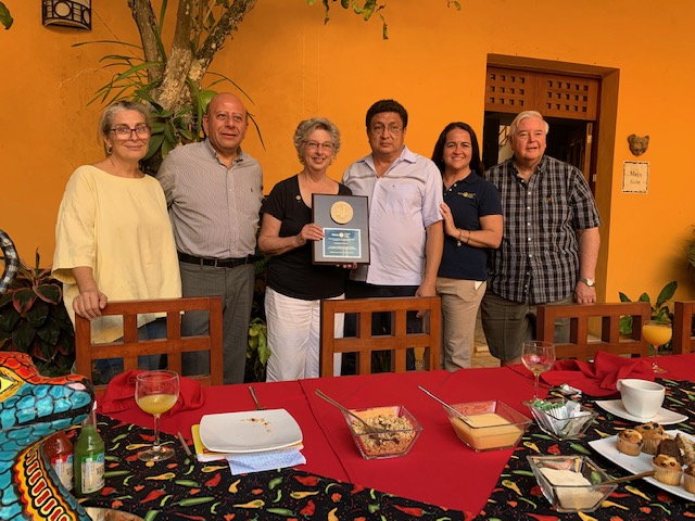 Newark Rotary Club helps bring clean water to Valladolid, Mexico