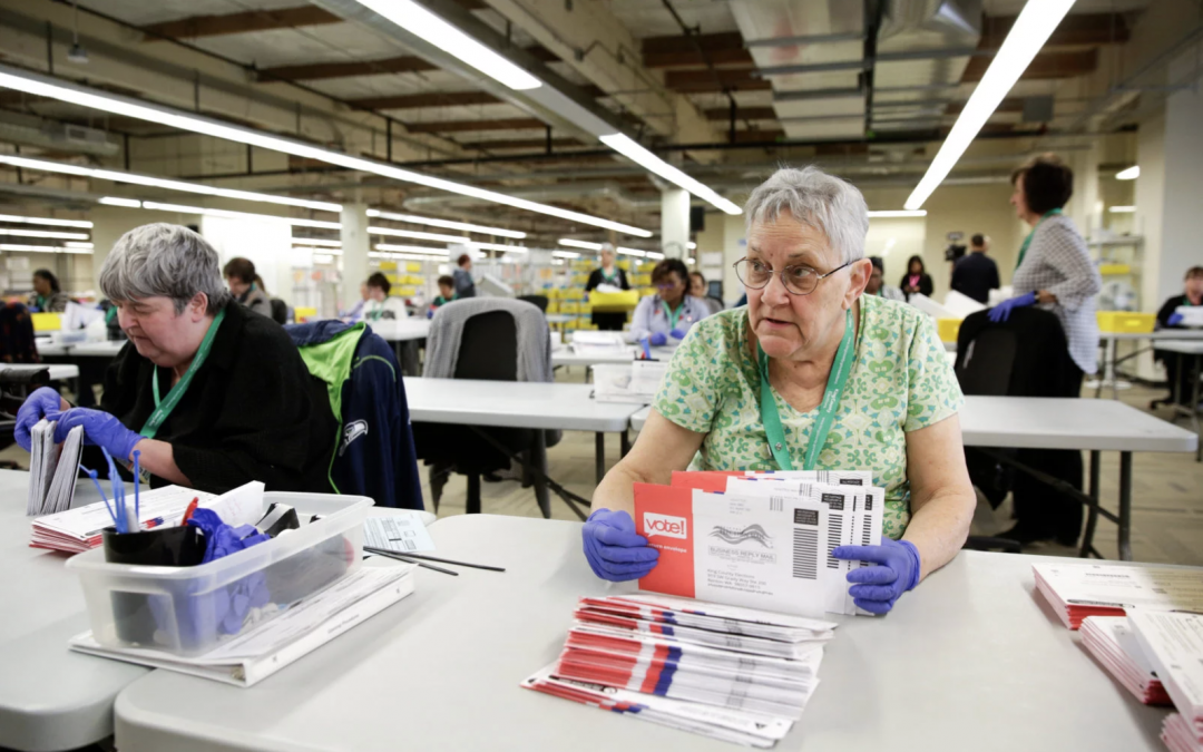 Voting by Mail Would Reduce Coronavirus Transmission but It Has Other Risks