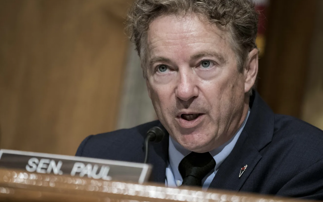 Rand Paul: Why I didn't quarantine after getting tested