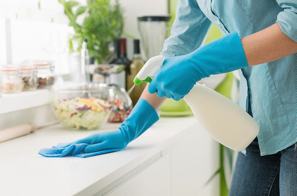 How long does coronavirus last on surfaces? (And how to clean and disinfect surfaces properly)