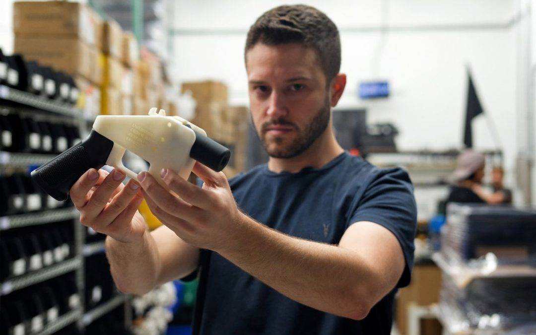 Gun-Rights Activist Releases Blueprints for Digital Guns