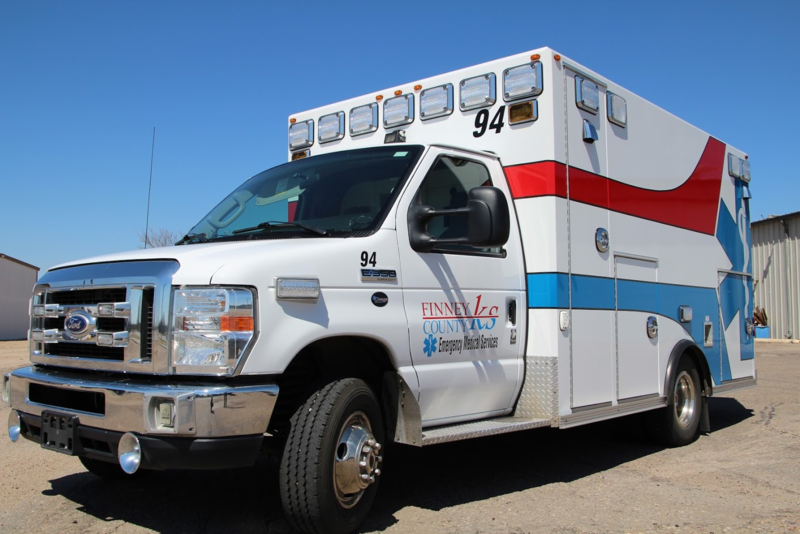 Rural Kansas' Ambulance Crews Will Be Doubly Strained By Coronavirus