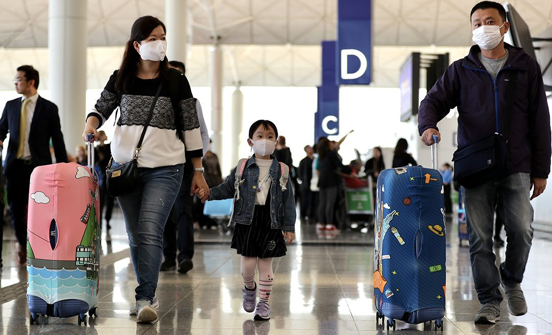 Disaster in motion: 3.4 million travelers poured into US as coronavirus pandemic erupted