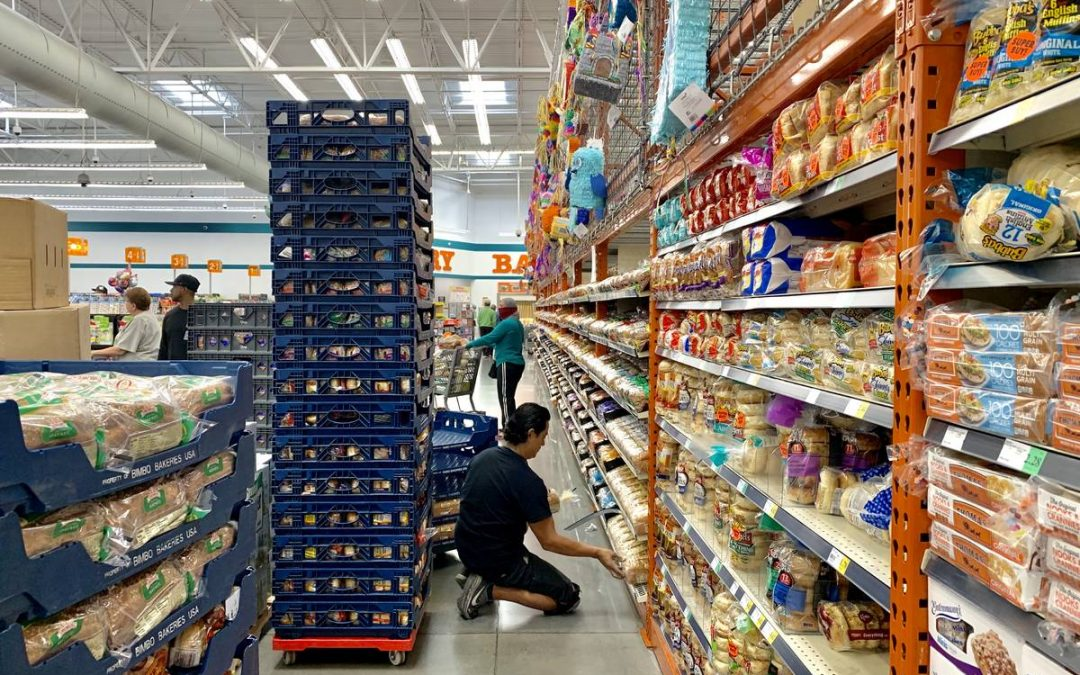 Grocery shortages seem to be easing across Las Vegas Valley