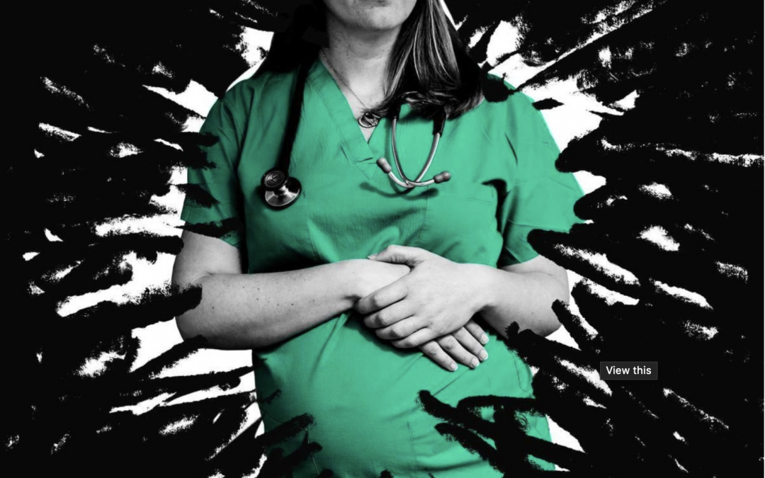"""""""I'm Terrified"""": Pregnant Health Care Workers at Risk for Coronavirus Are Being Forced to Keep Working"""
