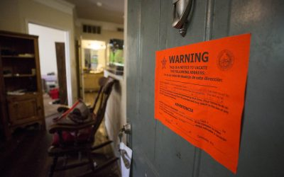 A massive wave of evictions is coming. Temporary bans won't help.