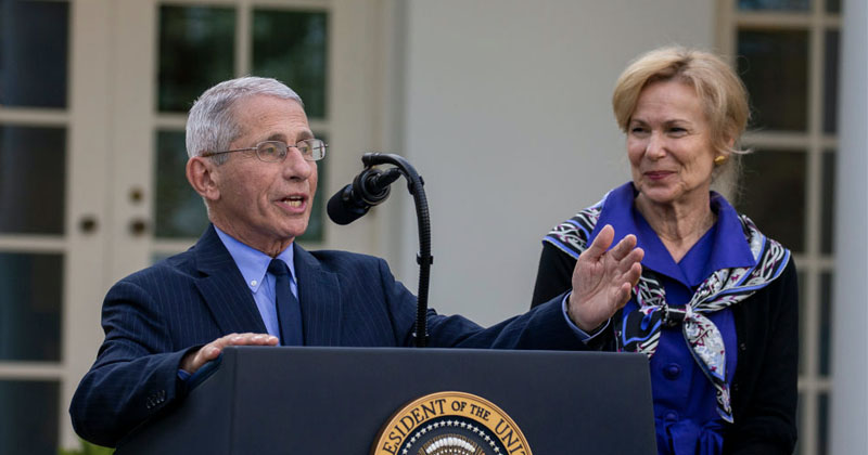 FAUCI AND BIRX BOTH HAVE BIG-MONEY BILL GATES CONFLICTS OF INTEREST – [your]NEWS