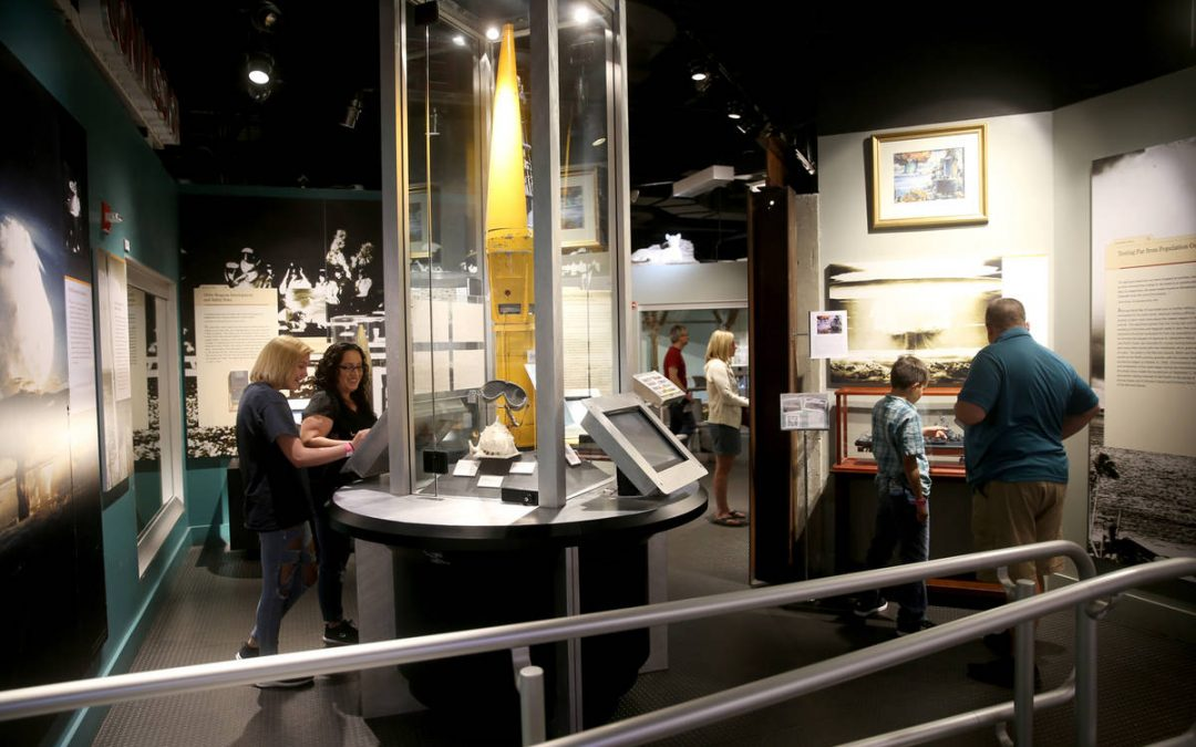 Atomic Testing Museum could find new home at Symphony Park