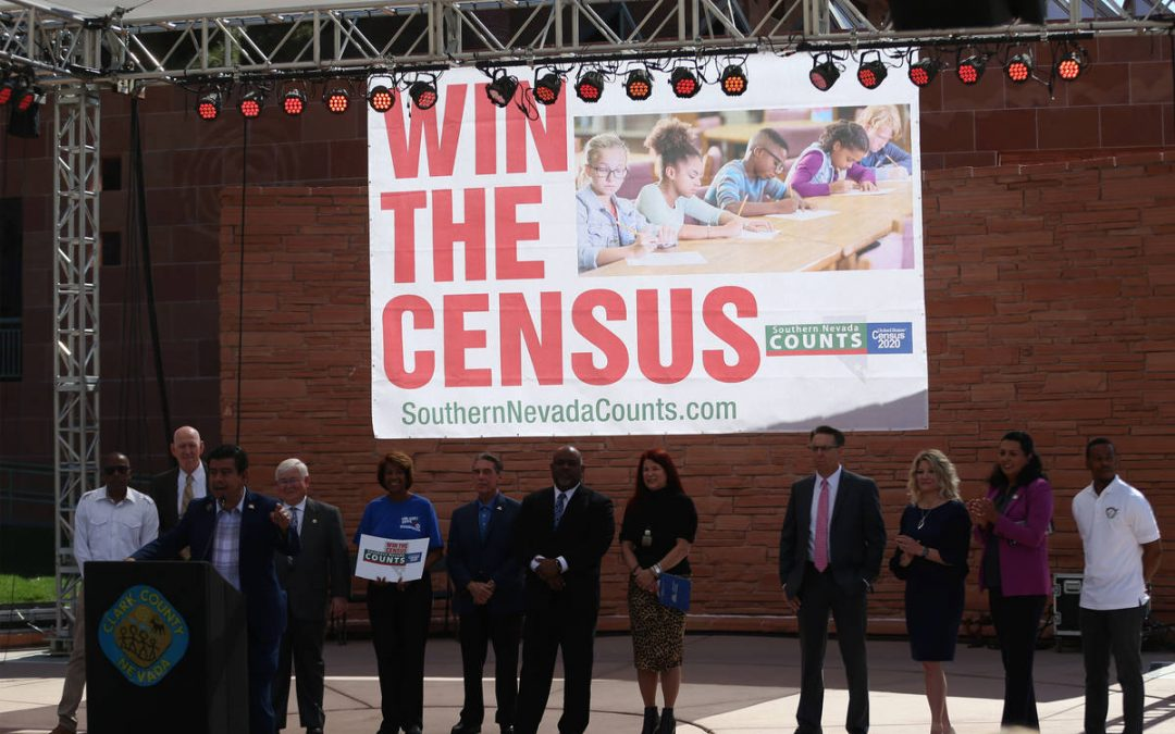 Nevada might not get census data in time to redraw districts