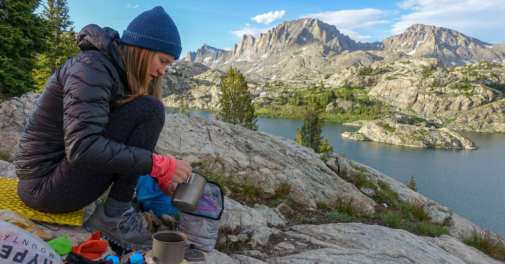 Make your own dehydrated meals to keep your backpack lighter (and your stomach full)
