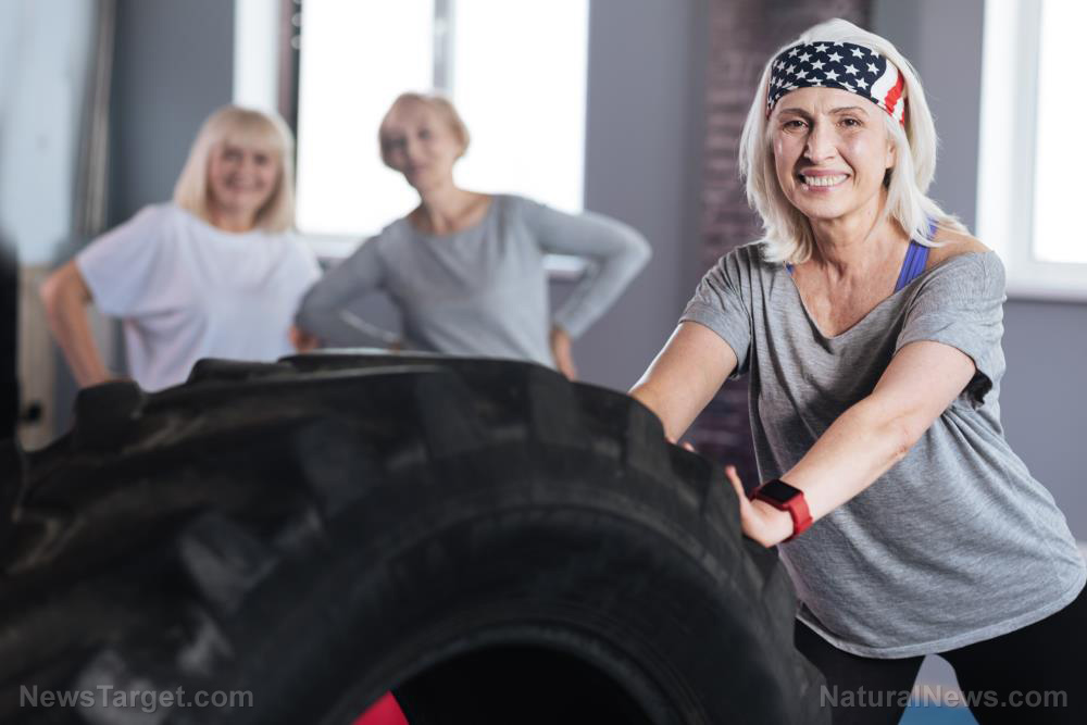 Why older adults should do resistance training
