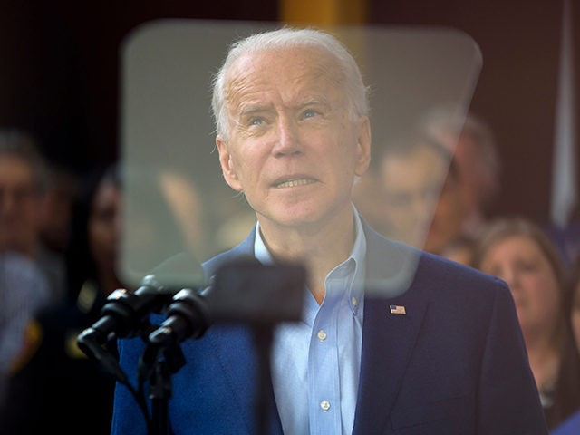 Joe Biden During Celebrity Fundraiser: George Floyd Death 'Ripped Open This Ugly Underbelly of Our Society'