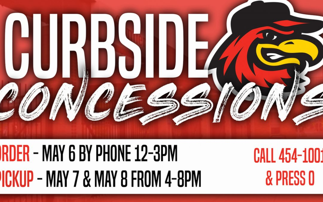Rochester Red Wings offering curbside concessions