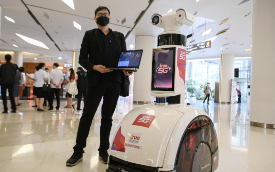 COLLEGE STUDENTS SOON WELCOMED BACK TO CAMPUS BY VIRUS-TESTING ROBOTS