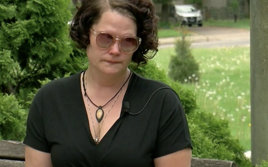 GEORGE FLOYD'S FIANCÉ: HE WOULD FORGIVE HIS KILLER & CONDEMN RIOTING