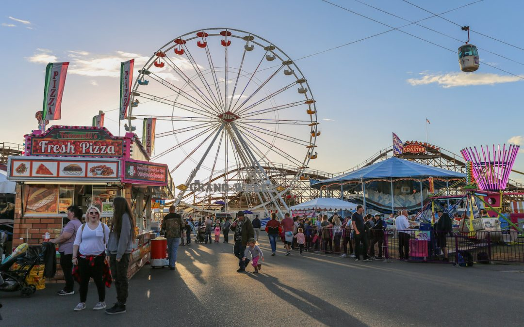 Washington State Fair still on for this year at least for now