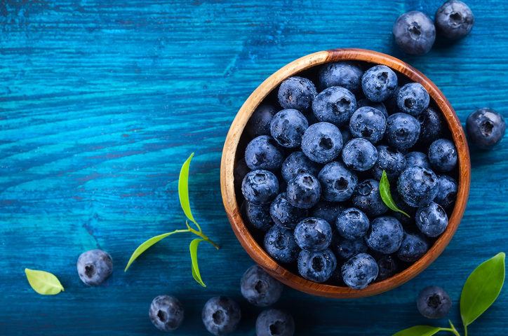 Are Blueberries more effective at killing cancer than radiotherapy?