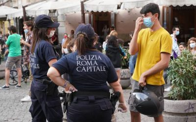 Italian Government Wants Unemployed To Become Social Distancing Snitches