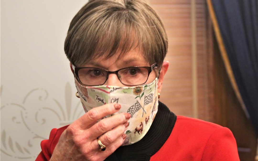 Kansas Will Require Masks In Public Spaces Statewide Starting Friday