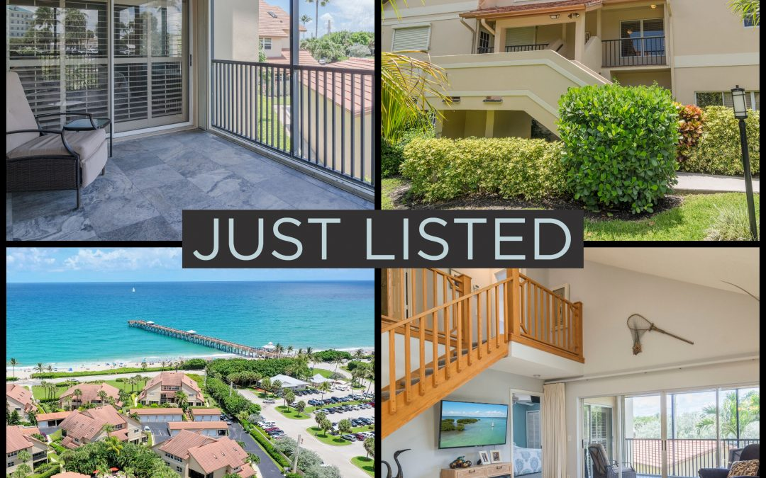 Just Listed | Beautiful in Beachcomber | 4161 S Us Highway 1 #G-3